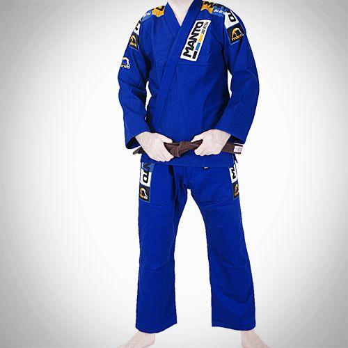 Manto Manto Champ 3.0 Blue Jiu Jitsu Gi